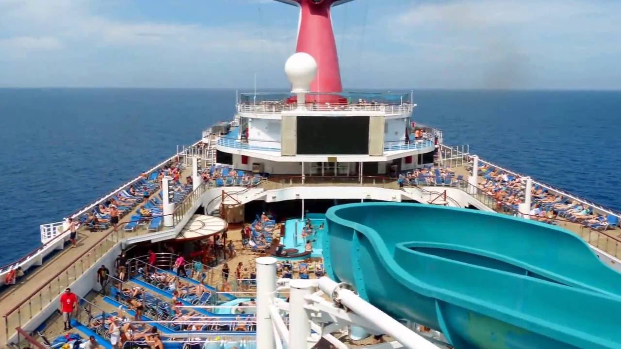 Ship Tour - Carnival Glory - YouTube