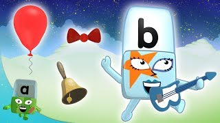 Alphablocks - The Letter B | Learn to Read | Phonics for Kids | Learning Blocks