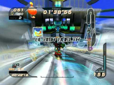 Sonic Riders-Loquendo