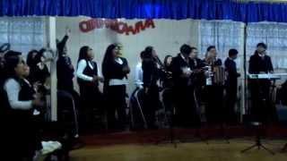 Cadena de Coros III - Campaña del DJM - I.E.A.C.N  San Bernardo