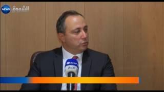 """زيارة مجاملة لمدير عام """"أوريدو"""" الجزائر لقناة الشروق .. لقاء الريادة"""