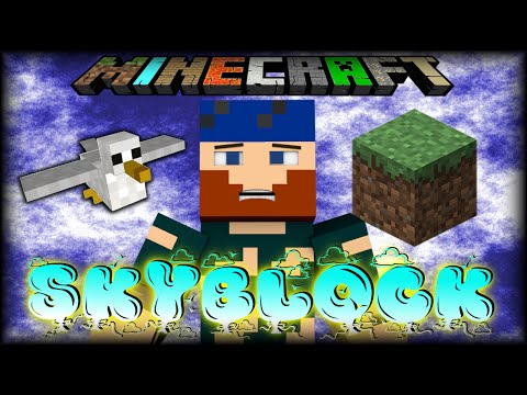 Minecraft | Skyblock | #2 MERCHANT KING LANCEYPOOH
