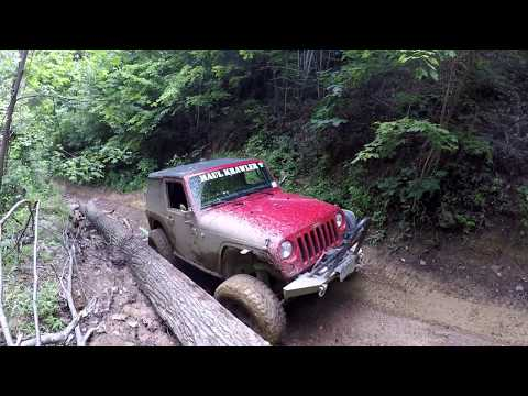 Trail 35 Windrock ORFW May 2018