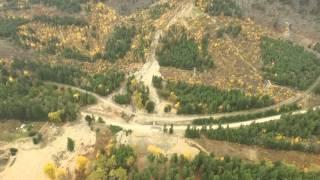 Birken Landslide