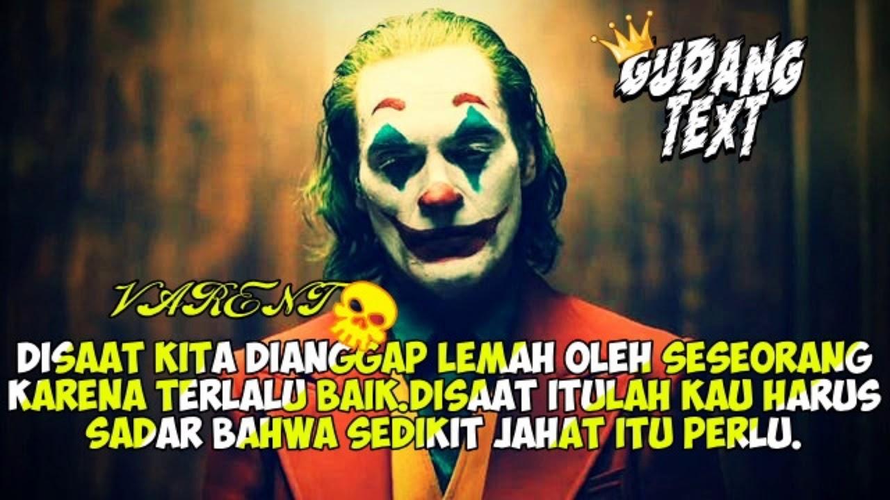 Hacker Kata Kata Joker