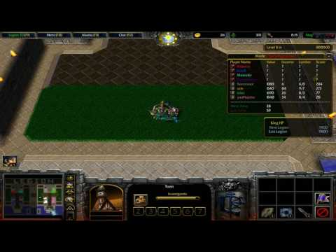 Warcraft 3 - Battle Net - Legion TD Mega 3.5 X10 v3.9f