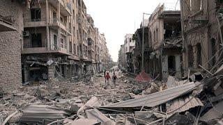 المسلحون يواصلون قصف الاحياء السكنية في حلب    30-4-2016