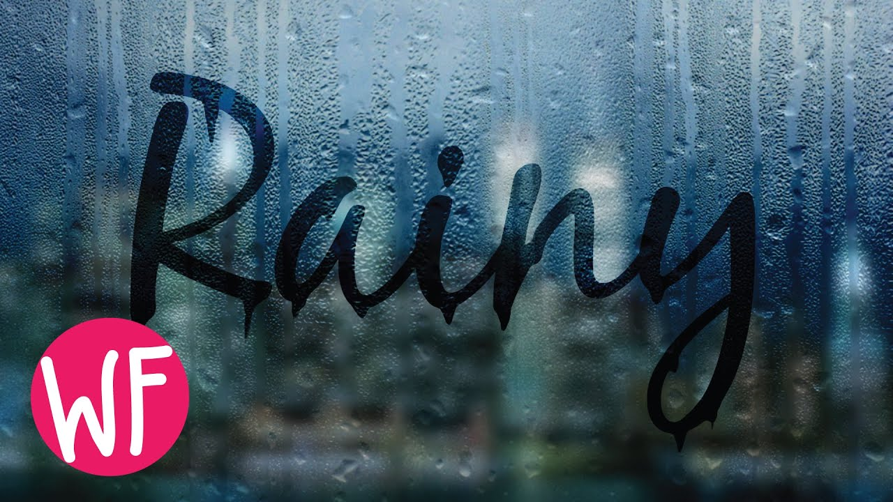 Photoshop Tutorial | Rain Text Effect in Photoshop CS6 ...