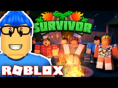 NEW ROBLOX GAME SURVIVOR!! (Roblox Survivor)