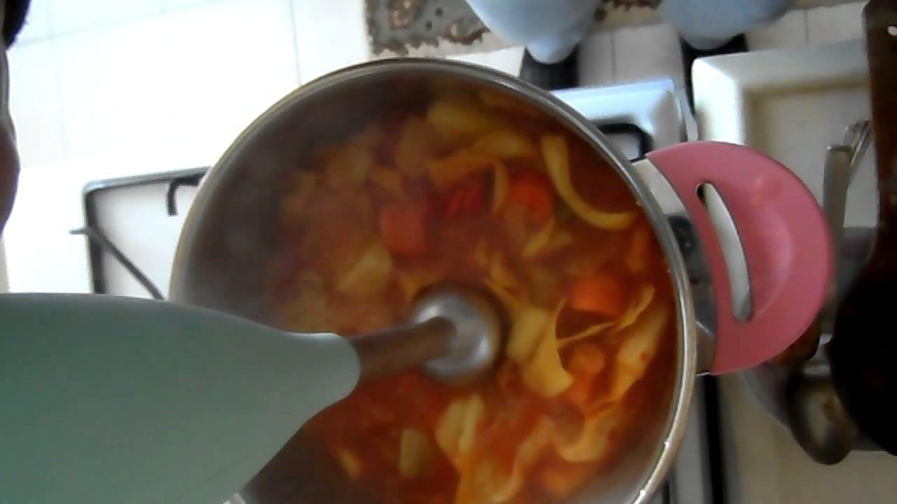 Yağ Yakıcı Lahana Çorbası Videosu