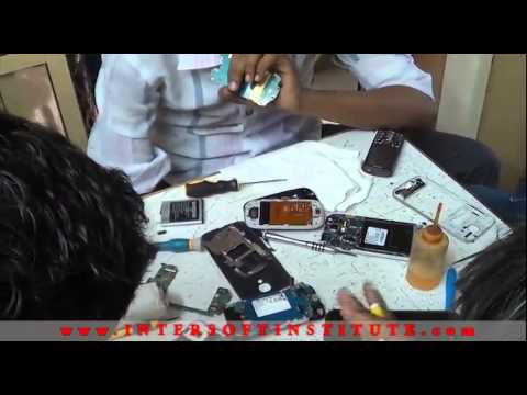 Smartphone Mobile Repair Training DEMO Class Video