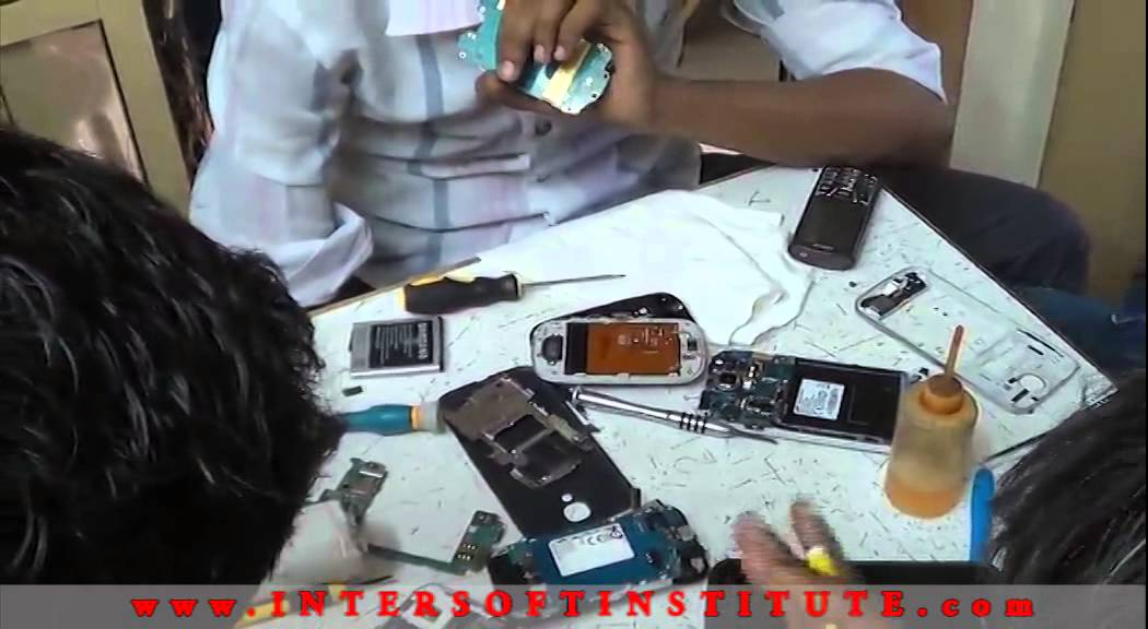 90bc1f2a9c27bf Smartphone Mobile Repair Training DEMO Class Video - YouTube