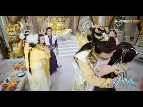 好听哭了!鞠婧祎献唱《九州天空城》唯美插曲《醉飞霜》 MV OST : Cửu Châu Thiên Không Thành