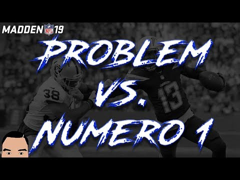 Repeat Madden 19: Problem vs King Lurk by Problem Wright