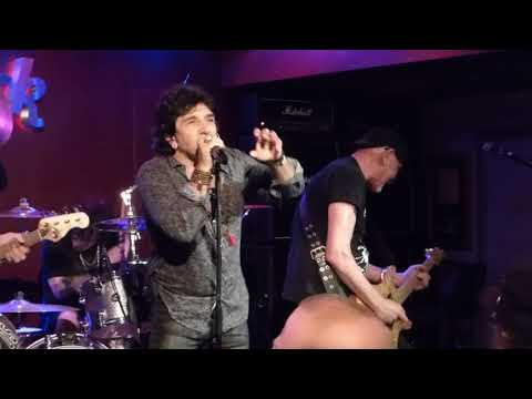 Great White - Face The Day @ Hard Rock Cafe Oslo.Norway Oct 18 2017