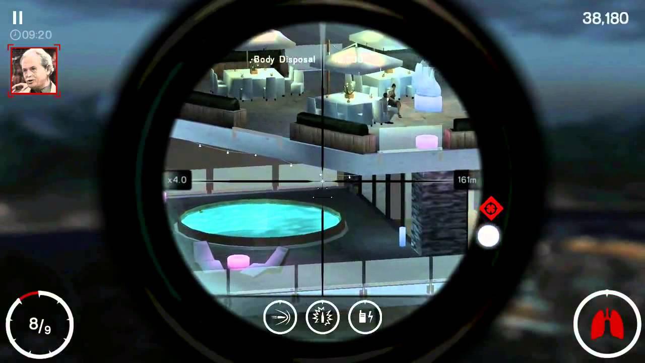 Hitman Sniper Chapter 2 Mission 5 Walkthrough Youtube