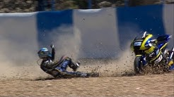 MotoGP™ Jerez 2014 -- Biggest crashes