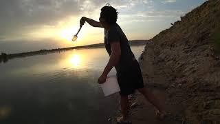 Рыбалка на реке Или Неудачная попытка закрыть сезон рыбалки 30 августа 2019