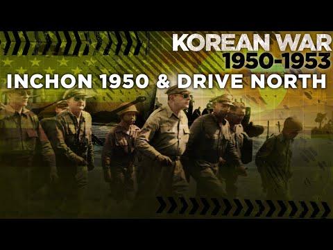 Korean War 1950-1953 - Battle Of Inchon 1950 - COLD WAR DOCUMENTARY