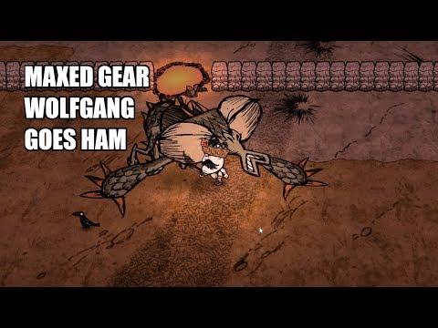 MAXED GEAR WOLFGANG
