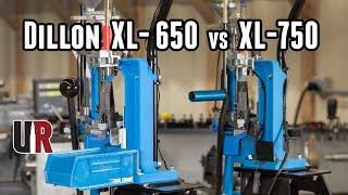 Dillon XL-650 VS XL-750: Differences Explained