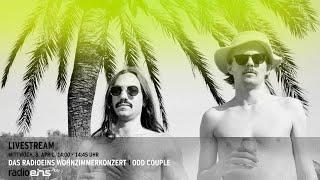 Das radioeins Wohnzimmerkonzert mit Odd Couple