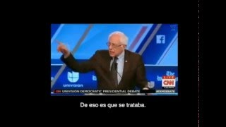 Bernie Sanders en contra de Doctrina Monroe: se opuso a invasión de Cuba y Nicaragua