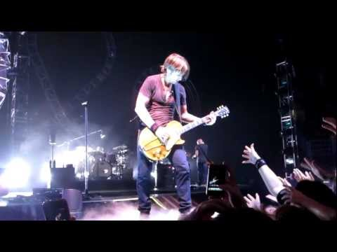 Keith Urban - 'Til Summer Comes Around - Guitar Solo