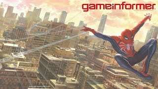 Spider-Man PS4 Release Date to be Revealed by Game Informer Tomorrow!