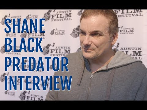 SHANE BLACK, PREDATOR Exclusive  from Austin Film Festival