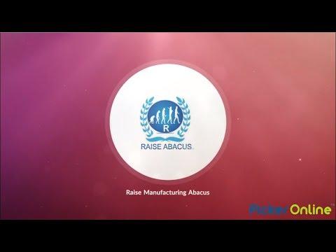 Raise Manufacturing Abacus In Amravati - Picker Online