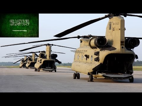 Saudi Arabia Will Buy 50 CH 47F Chinook Cargo Helicopters