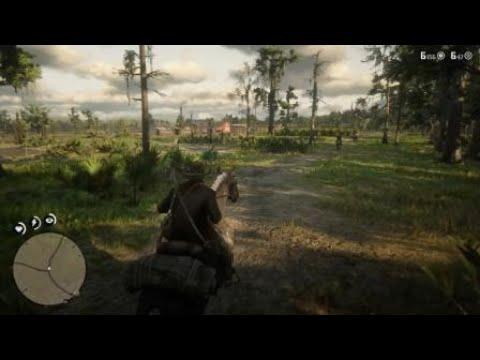 Red Dead Redemption 2 Voodoo