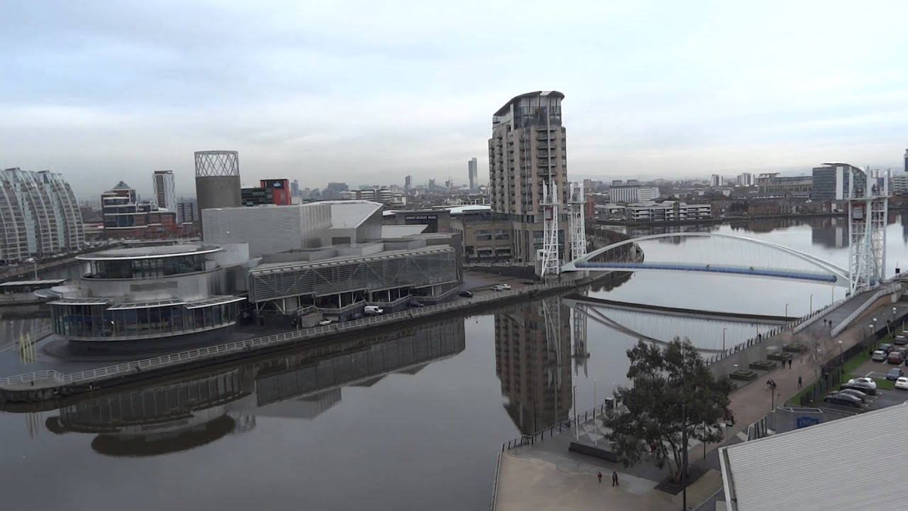 View from the Observation Tower of the Imperial War Museum