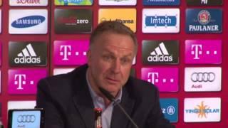 """Carte blanche"" für Jupp! Rummenigge adelt Heynckes | Abgang des Triple-Trainers | SPOX"