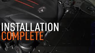 homepage tile video photo for 2020+ Toyota GR Supra 3.0L Performance Aluminum Charge Pipe Installation Guide by Mishimoto