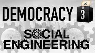 Democracy 3: Social Engineering DLC (Episode 6) Finale
