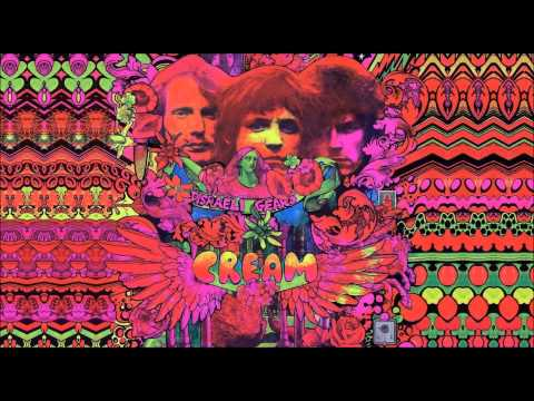 Cream – Disraeli Gears out-takes, demos & radio sessions