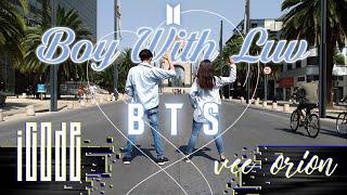 [iCODE X VEE ORION] Kpop in Public CDMX | BTS - BOY WITH LUV Dance Cover