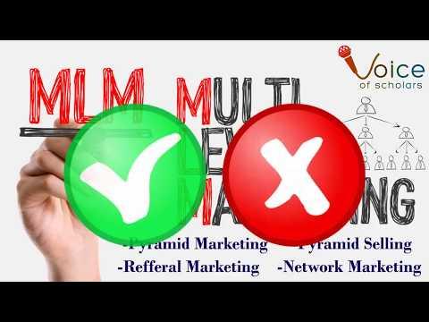 MLM - Multi Level Marketing - Jaiz ya Najaiz ? | Mufti Ubaidullah Maniar DB | FULL Bayan