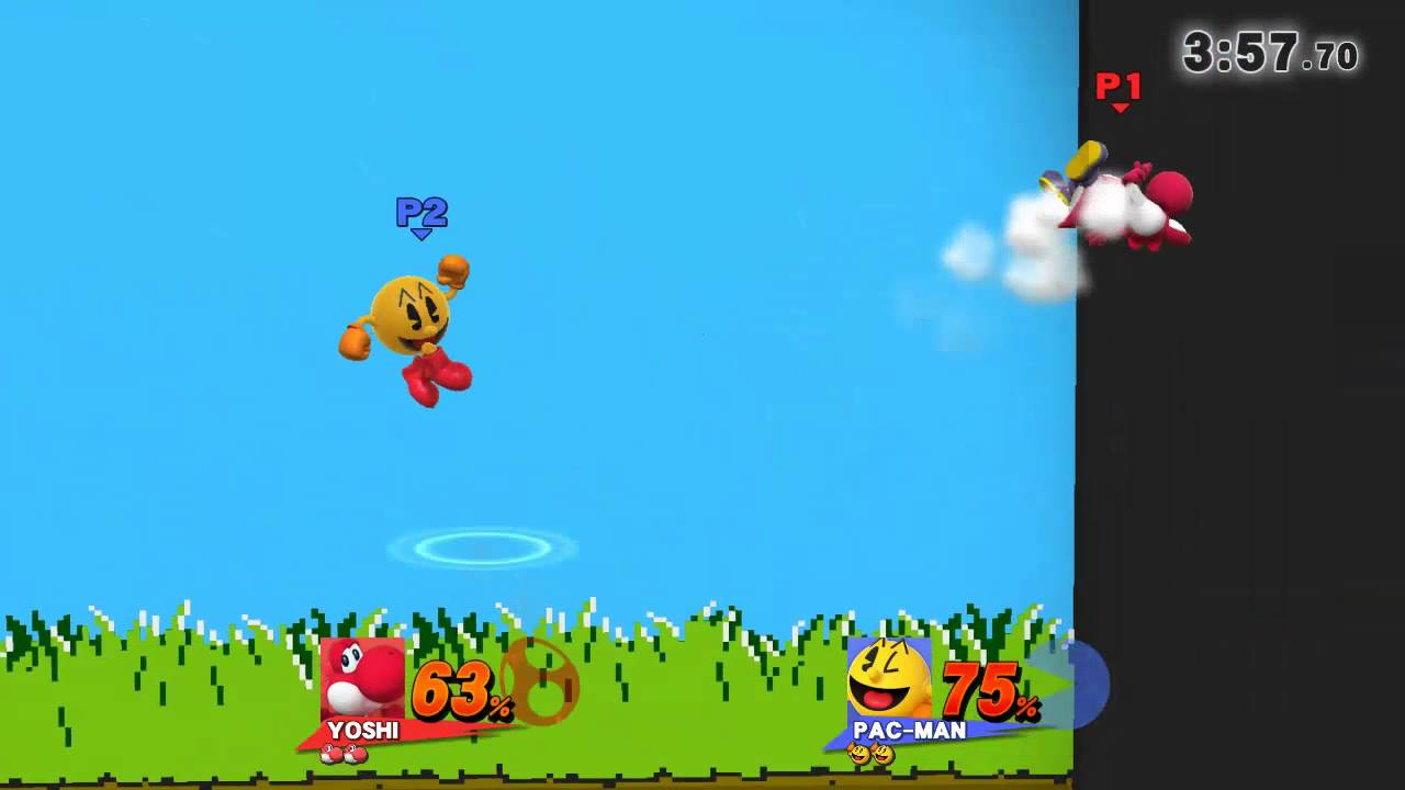 Pacman Twostocked By Mad Yoshi Youtube