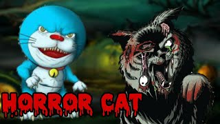Doraemon The Horror Movie-Horror Cat-Doraemon Animated In Hindi