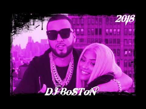 "DJ BoSToN ""Hurtin' Me"" Stefflon Don Ft. French Montana Screwed & Chopped Chopped Not Slopped 2018"