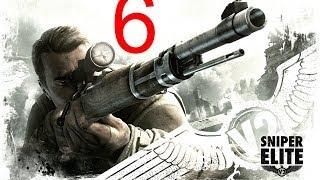 """Sniper Elite V2 прохождение. Миссия 6 """"Церковь св. Альберта"""". Пробраться и зачистсить церковь"""