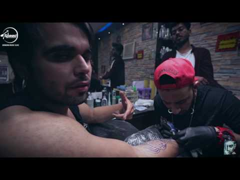 NINJA | Tattoo (Making Video) | Kamz Inkzone Baby | Speed Records