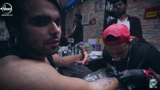 NINJA   Tattoo (Making Video)   Kamz Inkzone Baby   Speed Records