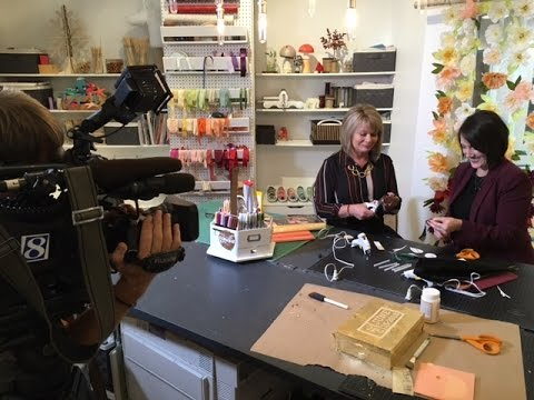 KGW Movers and Makers | About Lia Griffith