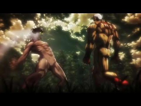 Attack on Titan [ AMV ] - shell shocked