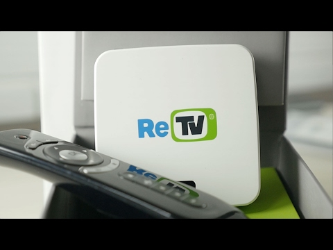 ReTV Media Player Online Streaming Device Unboxing & Overview