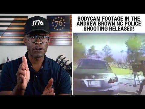 Bodycam VIDEO Of Andrew Brown Police Shooting in N.C. RELEASED!